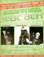 Because It's House: OTB by kribin