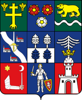Coat of arms of Central Slovak region by hosmich