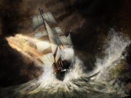 the storm by meaty