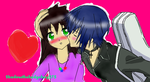Ikuto kiss me by shadowthehedgehog275