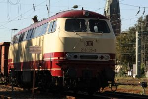 The most beautiful Diesel- loco ever by Budeltier