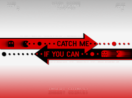 'Pac Me If You Can' wallpaper by NekoAmine