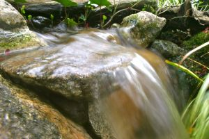 Flowing Stream: Color by Justateen10
