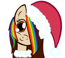 Merry Christmas-Soul Rainbow by sonica-michi
