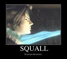 Final Fantasy Motivational VII by monztur
