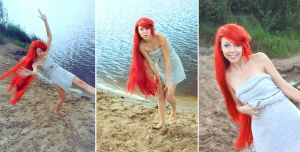The Little Mermaid by NatalieCartman