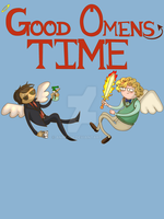 Good Omens Time! by AnnaNM
