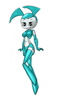 Jenny XJ9 skirt by velenor