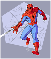 Spiderman, Spiderman by BezerroBizarro
