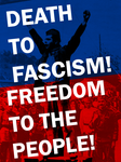 Death to Fascism by Party9999999