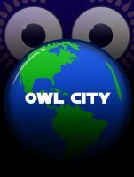OWL CITY by CazGirl