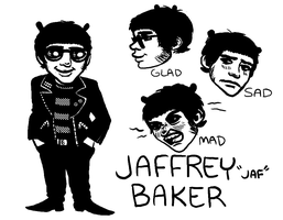 Jaf by leggylarue
