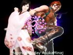 Happy Birthday AsukaMinaj by MissCatarina
