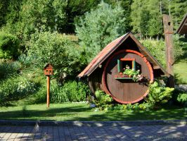 Little People's Home by weida34