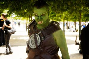 Orc (Skyrim) by Sweeturk
