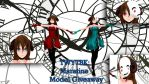 TWYTBK: Maratine Model Giveaway [CLOSED] by Allena-Frost-Walker