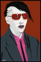 Marilyn Manson by atot806