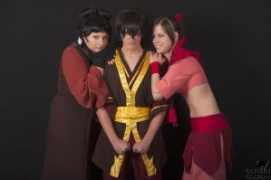 Mai - Avatar: The Last Airbender by Catleen9