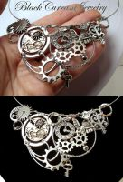 More and More Steampunk by blackcurrantjewelry