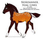 A2996 - Nordanner Foal Design by Ikiuni