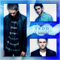 Zedd Photopack PNG by ForeverTribute