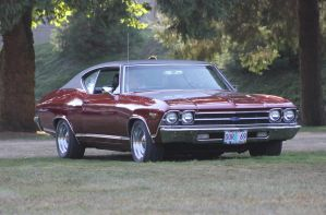 Another Chevelle by finhead4ever