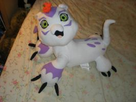 Digimon: Gomamon Plushie by AvatarRaptor