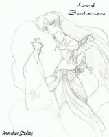 Lord Sesshomaru by Animaker131