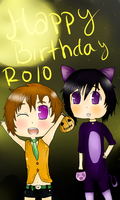 Happy Birthday Rolo by Cris-Gee