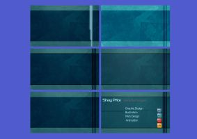 IDcard businesscard by Isofur