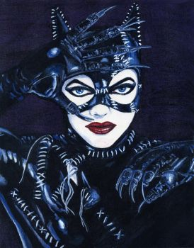 Catwoman by ChromaEntertainment