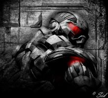Evil Crysis Artwork by ShiceIceDice