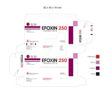 efoxin packaging by andifitriyanto