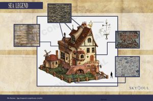 Igg Sea Legend_Large House by RodGallery