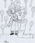 Say Cheese--Trunks x Goten by trunks-x-goten