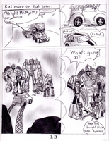 The Mega Crossover of Awesome Page 13 by warahi