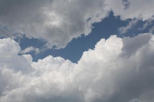 Foreign clouds cover the sky by LutherHarkon