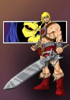 Masters of the Universe by wordmongerer