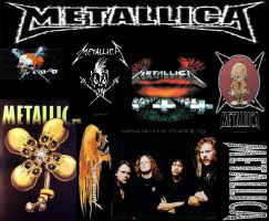 Metallica by creepygoth666