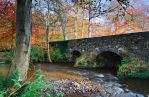 Minnowburn Bridge, Nov 2010 by Gerard1972