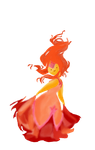 Flame Princess by K0NS2