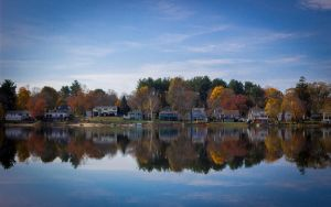 New England Autumn by AgonizingSwordfish