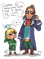 bad excuse there linebeck by emlan