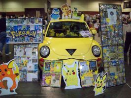PikaBug at FX 2009 by pikabellechu