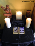 Bereavement altar by LoveLiveLilith