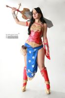 Wonder Woman by PuchysLove