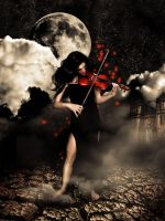 haunting symphony by aremanvin