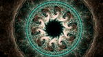 Writhing Spirals by Fractamonium