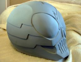 kamen rider helm 3 by NMTcreations