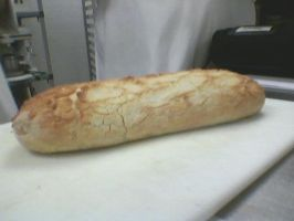 Tiger Bread by Bake-a-saur